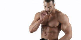 Bodybuilding bulking diet in order to gain muscle
