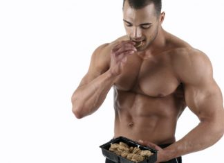 Bodybuilding bulking diet in order to gain muscle