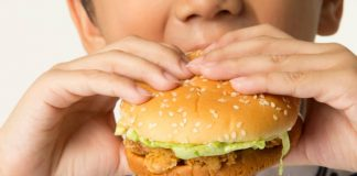 Can eating fast food hurt kids in the classroom?