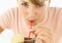 Drinking carbonated beverages could kill you