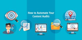 How to audit your website content