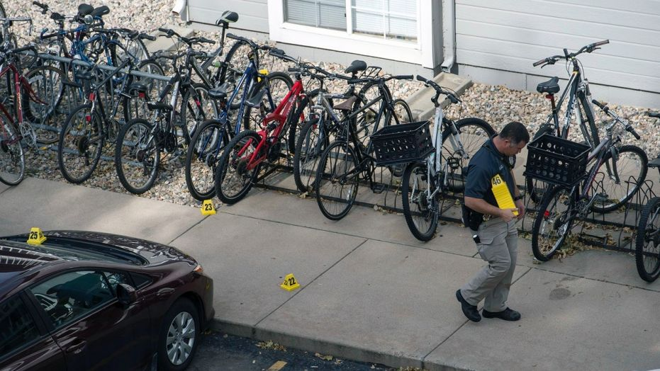 Thursday morning's shooting killed three people, including a female Colorado State University student.