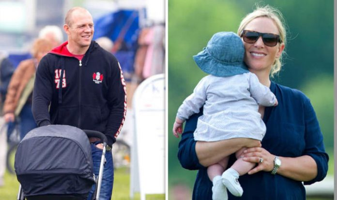 UK: Zara Tindall has royal baby: Girl delivered with Mike ...