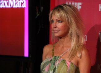 Dynasty star Heather Locklear hospitalized hours after jail release