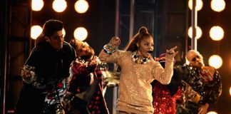Star Janet Jackson Dishes On Her Father's Ailing Health