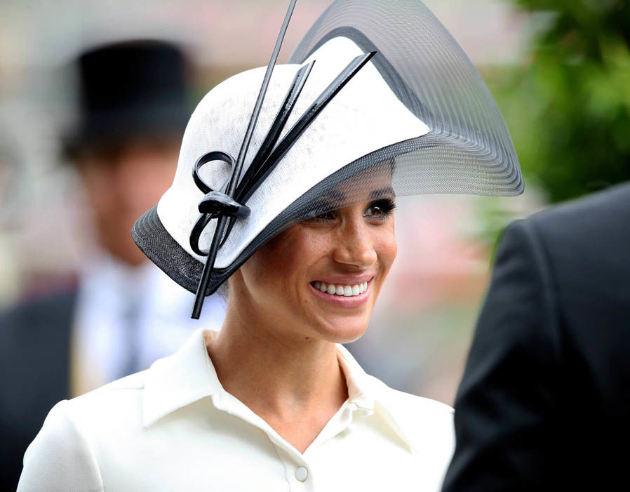 The best pictures of the Duchess of Sussex as celebrates her 37th birthday