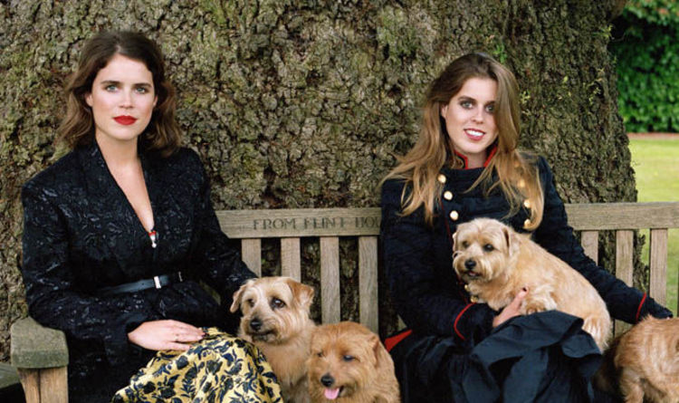 Royal Family Latest When Will Princess Eugenie And Beatrice Ear In British Vogue News Details