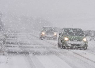 Arctic blast snow UK: -7C in parts of the UK and could bring cold