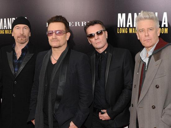 Bono won't speak about Harvey Weinstein (Reports)