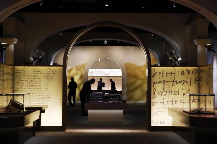 Dead Sea Scroll fragments may be fakes, Report