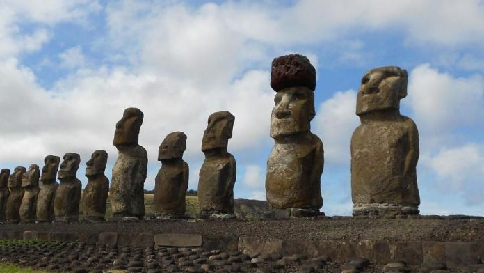 Easter Island Mystery Solved? Study found areas close to shore