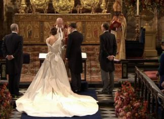 Eugenie scars: How Eugenie chose wedding dress that shows back operation scars