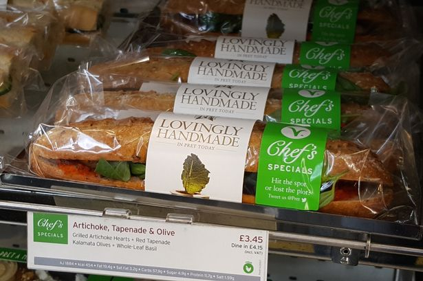 'Fresh' Pret baguettes are up to a YEAR old, Report