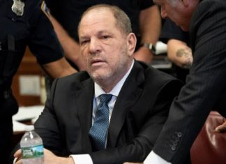 """Harvey Weinstein: Charge dismissed over """"new information"""""""