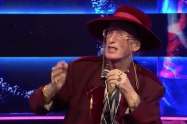 John McCririck weight loss: Star appeared on Big Brother