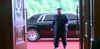 "Kim Jong-un's Rolls-Royce shows sanctions are ""a bit of a joke"""