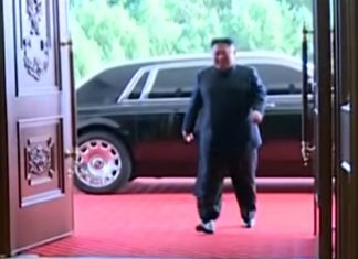 "Kim Jong-un's Rolls-Royce shows sanctions are ""a bit of a joke"""