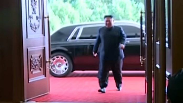 Kim Jong-un's Rolls-Royce shows sanctions are