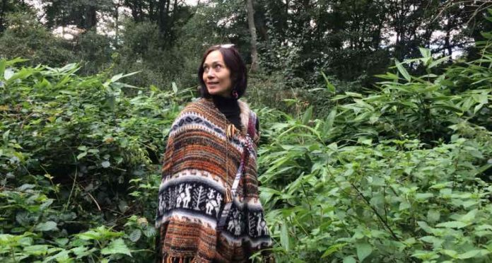 Leah Bracknell gives positive cancer update