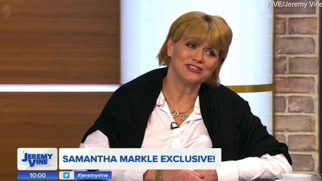 Samantha Markle apologises to Meghan on British TV (Video)