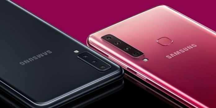 Samsung launches A9 smartphone with four cameras, Report