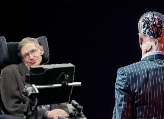 Stephen Hawking predicted the rise of a superhuman race, Report