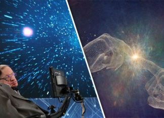 """Stephen Hawking: """"there is no god"""" and that humans will 'live in space'"""