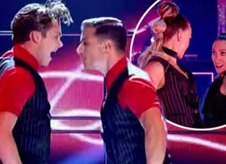 Strictly Same-sex dance: Fans were thrilled
