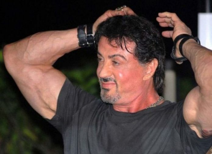 Sylvester Stallone: 'Rambo 5' Just Started Filming (Picture)