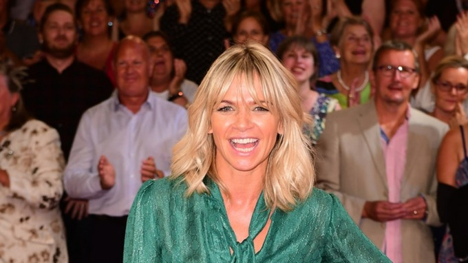 Zoe Ball to replace Chris Evans on Radio 2 breakfast (Reports)