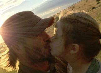 David Beckham defends kissing daughter Harper, 7, on the lips