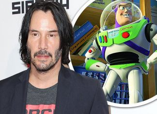 Keanu Reeves to star in Toy Story 4, Report