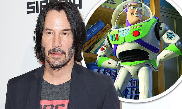 Keanu Reeves To Star In Toy Story 4 Report | Star Mag