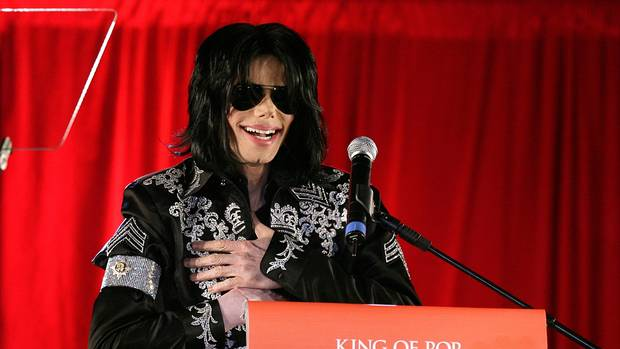 Michael Jackson Highest Earning dead celebrities list