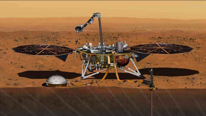 NASA Mars landing: final preparations for InSight