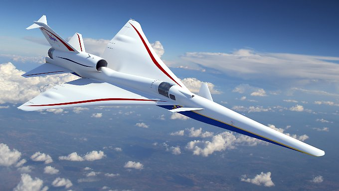 NASA's sonic boom tests in Texas, That Could Change Air Travel
