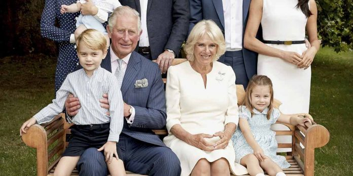Prince Charles turns 70 with party, new family pictures