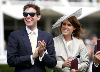 Princess Eugenie wedding never-before-seen photo