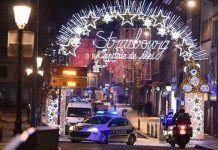 Christmas Market attacker dead (French police)