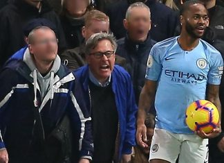 Colin Wing Denies Racially Abusing Raheem Sterling, Report