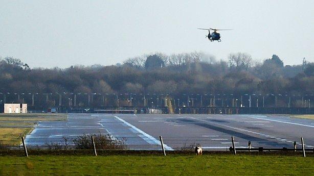 Gatwick drones disruption