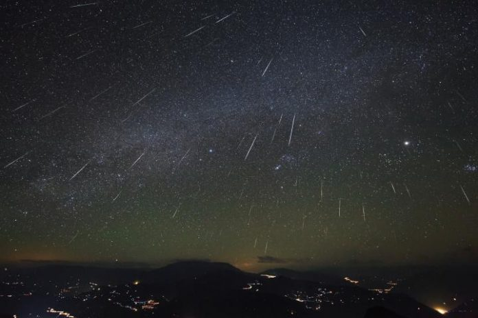 Geminid meteor shower 2018: How and when to watch