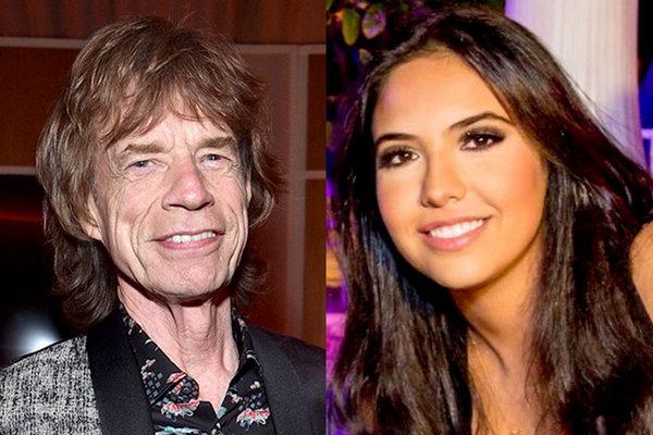 Jagger splits from Noor Alfallah, Report