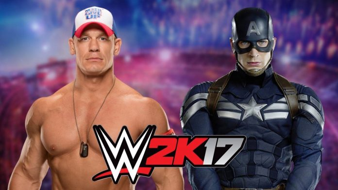 John Cena would play the new Captain America, Report