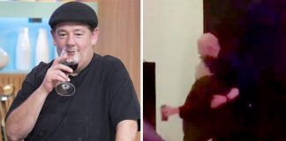 Johnny Vegas collapses on stage' as fans fear for comic, Report