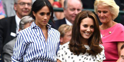 Kensington Palace: Meghan Markle and Kate Middleton Feud Rumors