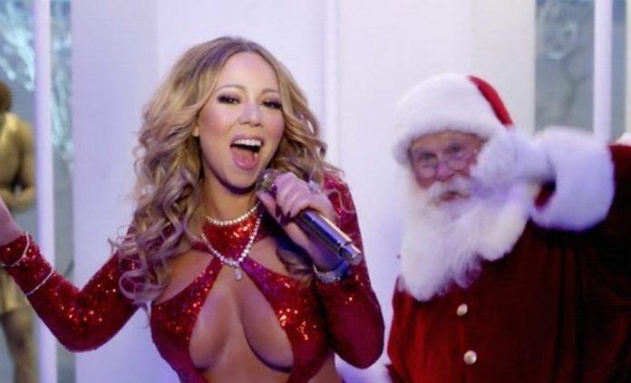Mariah Carey's Chris... Mariah Carey Streaming Record