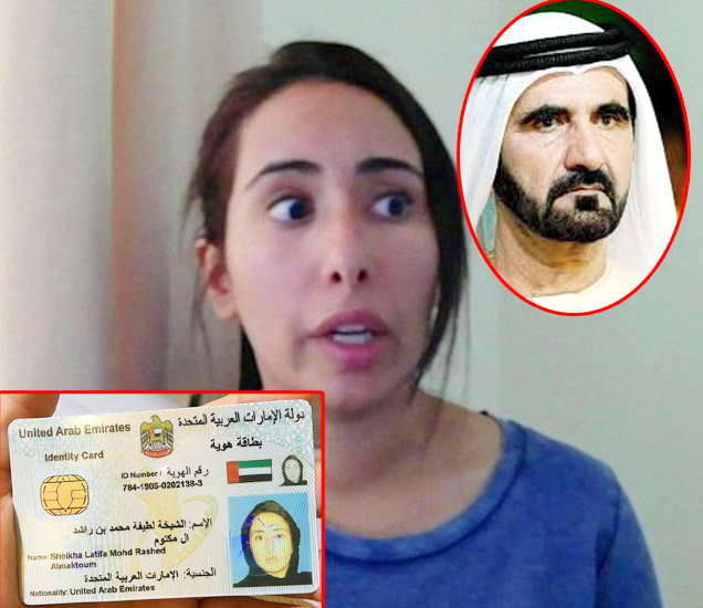 Missing Dubai Princess Safe back at home, Report
