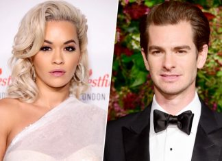 Rita Ora and Andrew Garfield Are Reportedly Dating, Report