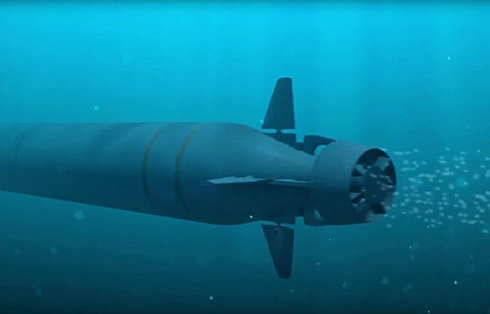 Russia's nuclear underwater drone is real (Video)